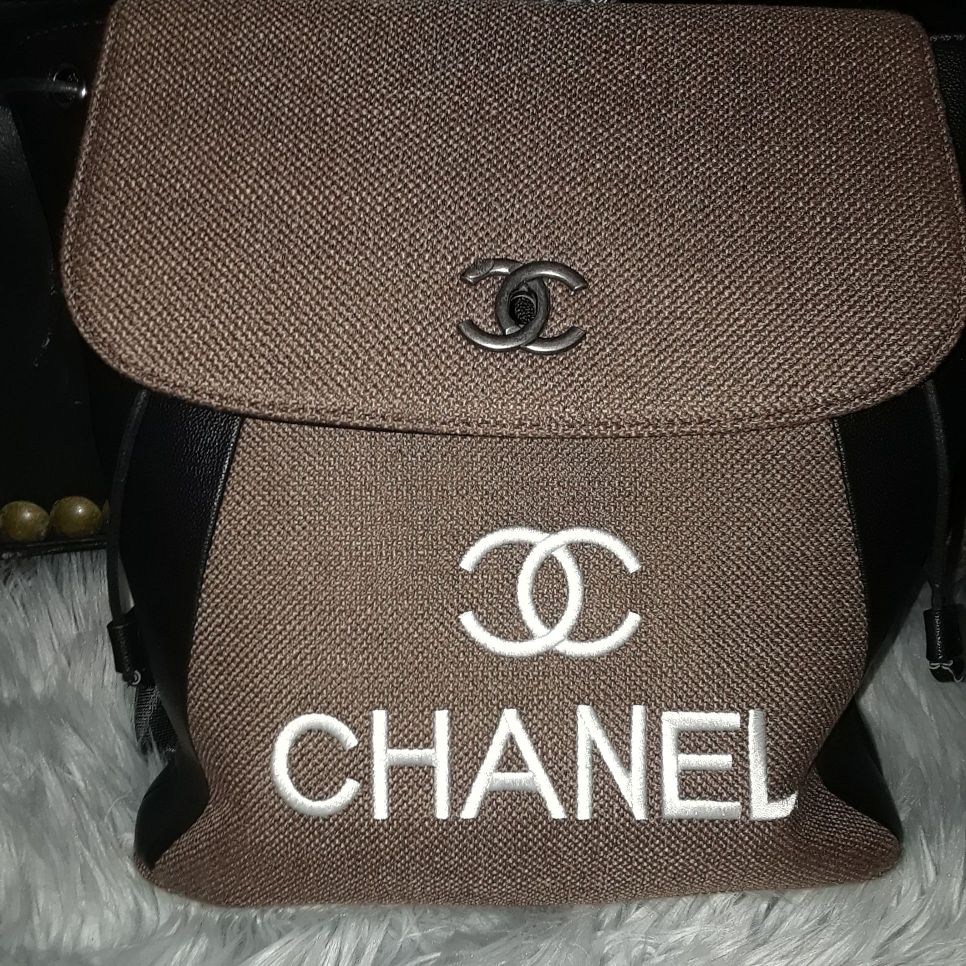 Chanel mini bookbag