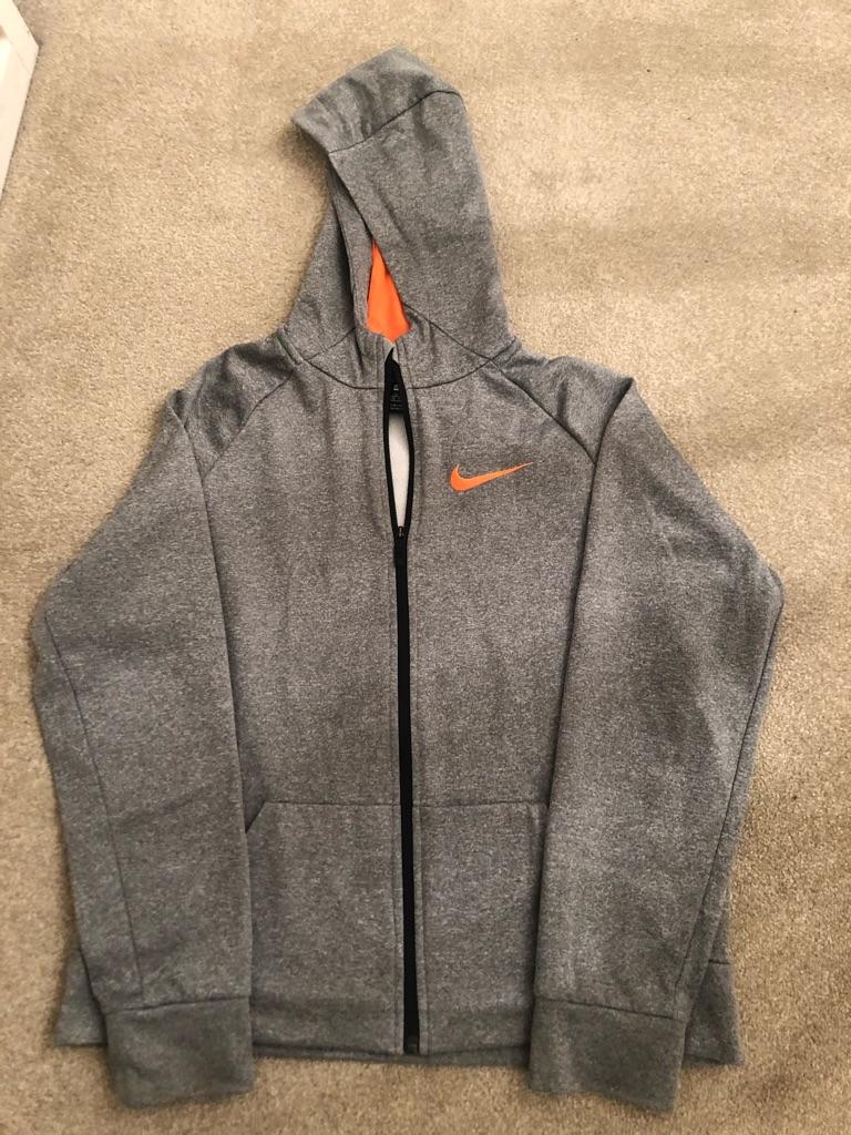 Nike boys Dri-fit hoodie - XL (Age 13-15)