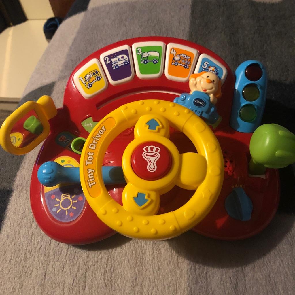 VTech toot driver car