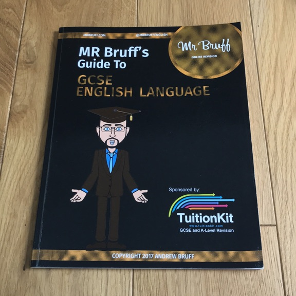 MR BRUFF'S GUIDE TO ENGLISH LANG