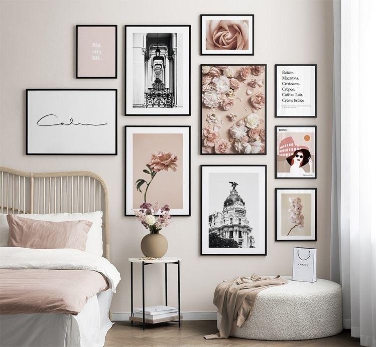 Wall art prints 39% off using my code below