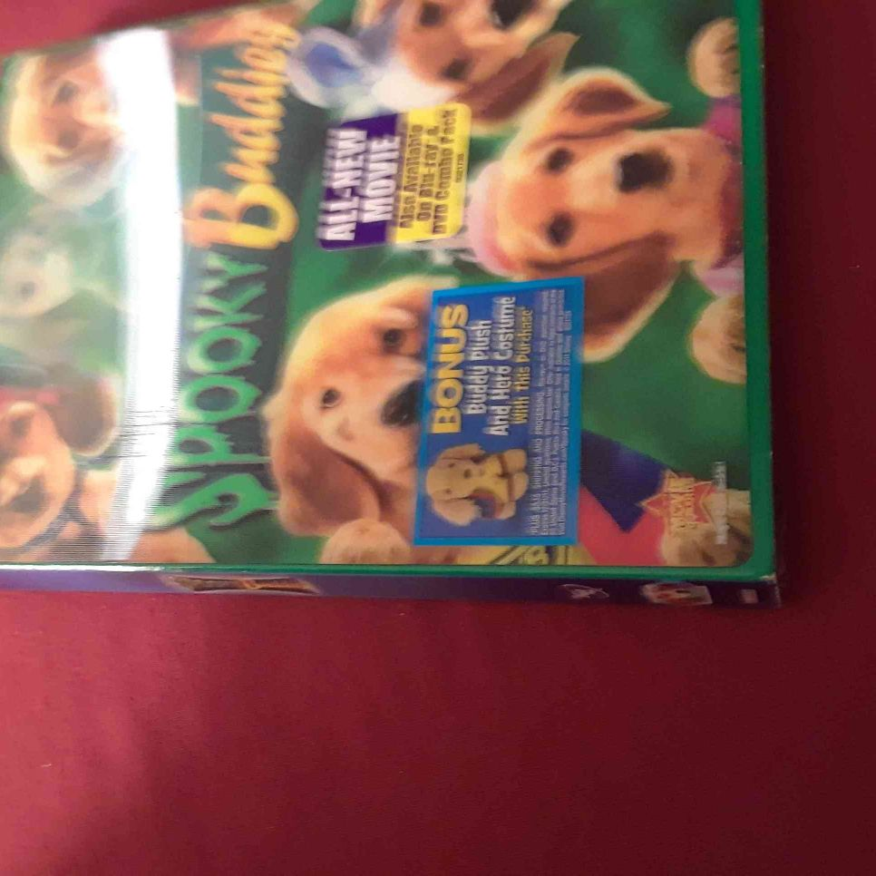 New Disney dvd