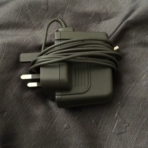 Nintendo 2Ds charger