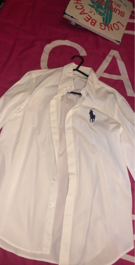 Women's Ralph Lauren shirt
