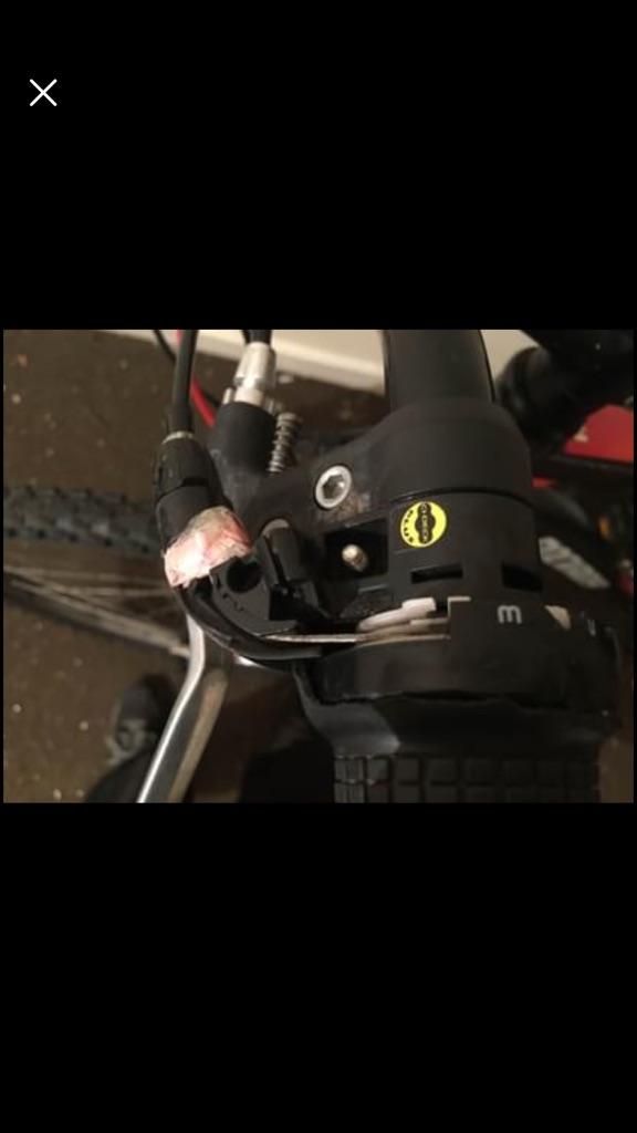 Men's RockRider bike