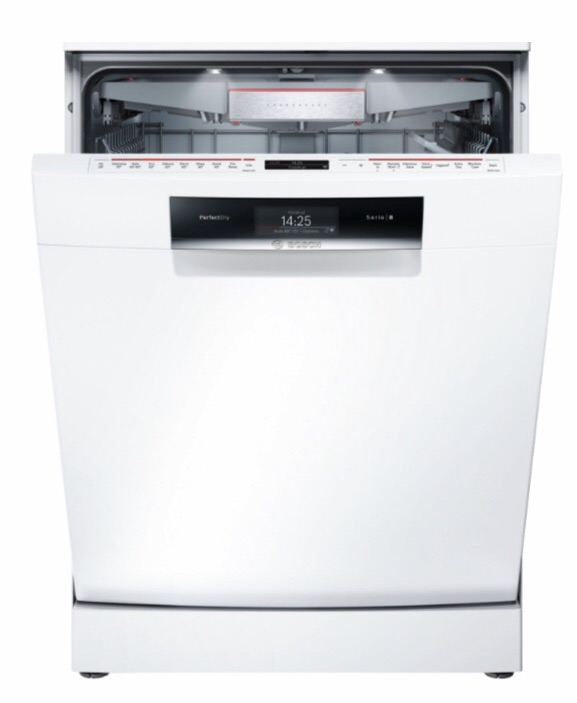 Bosch Series 8 premium dishwasher