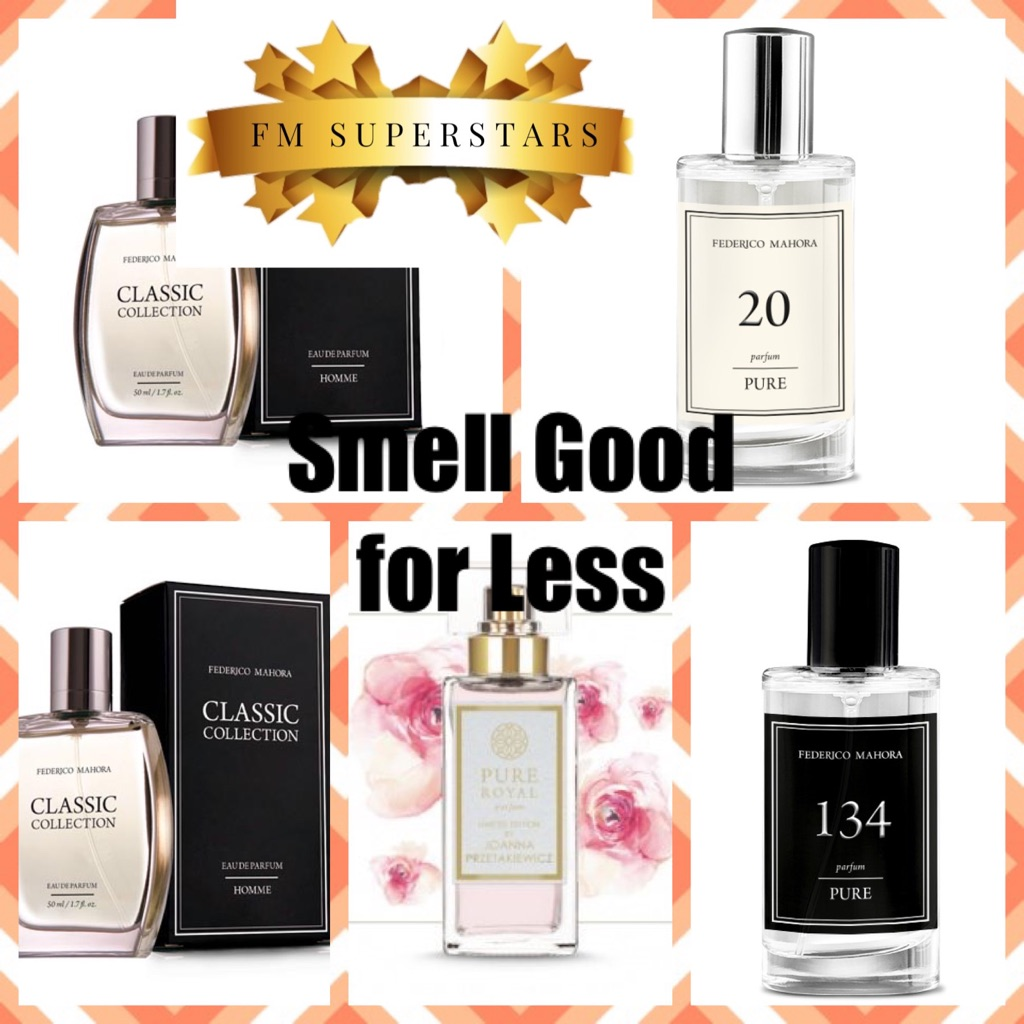 Perfumes and Scented Candles