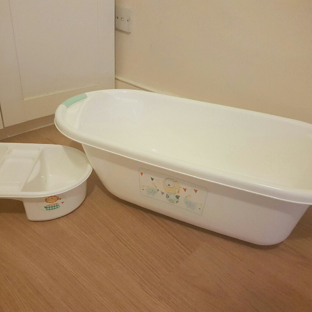 Mothercare Baby Bath with Top n Tail Tub | Village