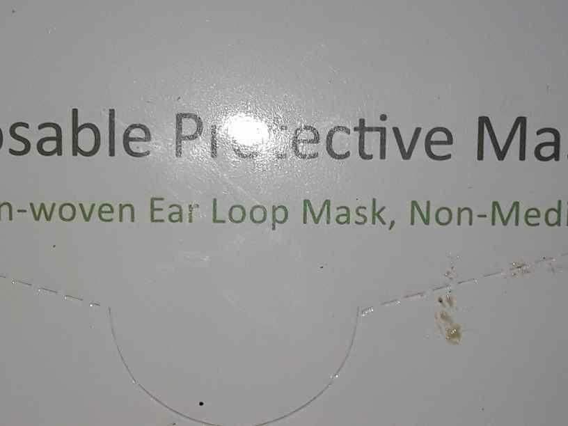 50 Masks Great Price