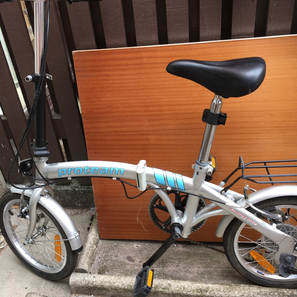 Ladies fold up bike for sale ) price reduced