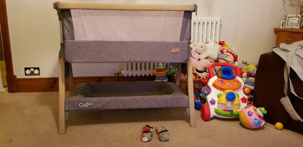 Cozee Next 2 Me Crib