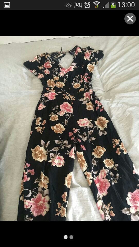 Miss selfidge jumpsuit size12