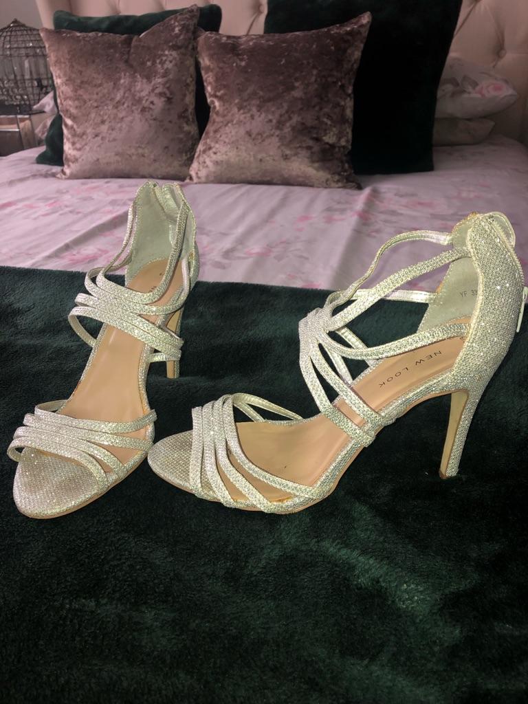 Glitter Stilettos