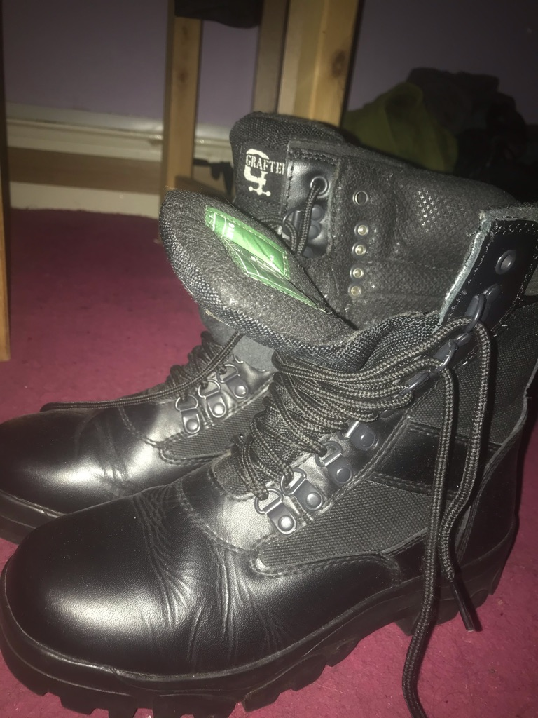 Grafters boots