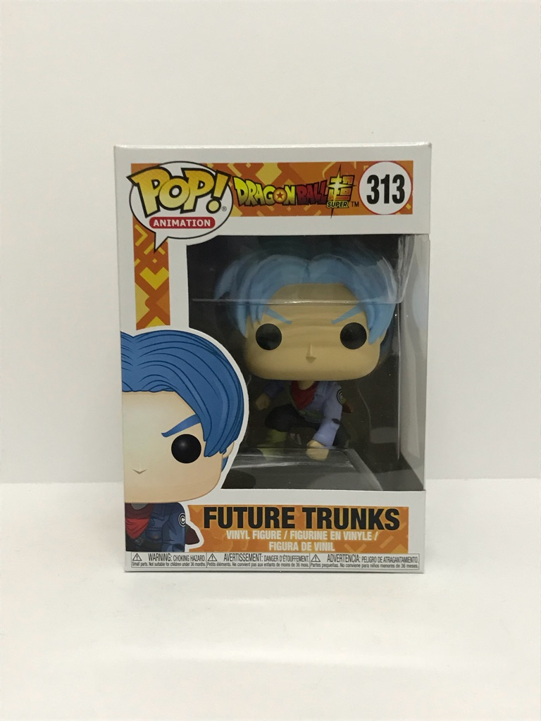 Funko pop Dragon Ball Super Future trunks vinyl figure