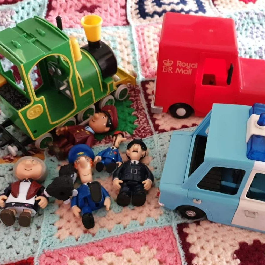 Postman pat bundle