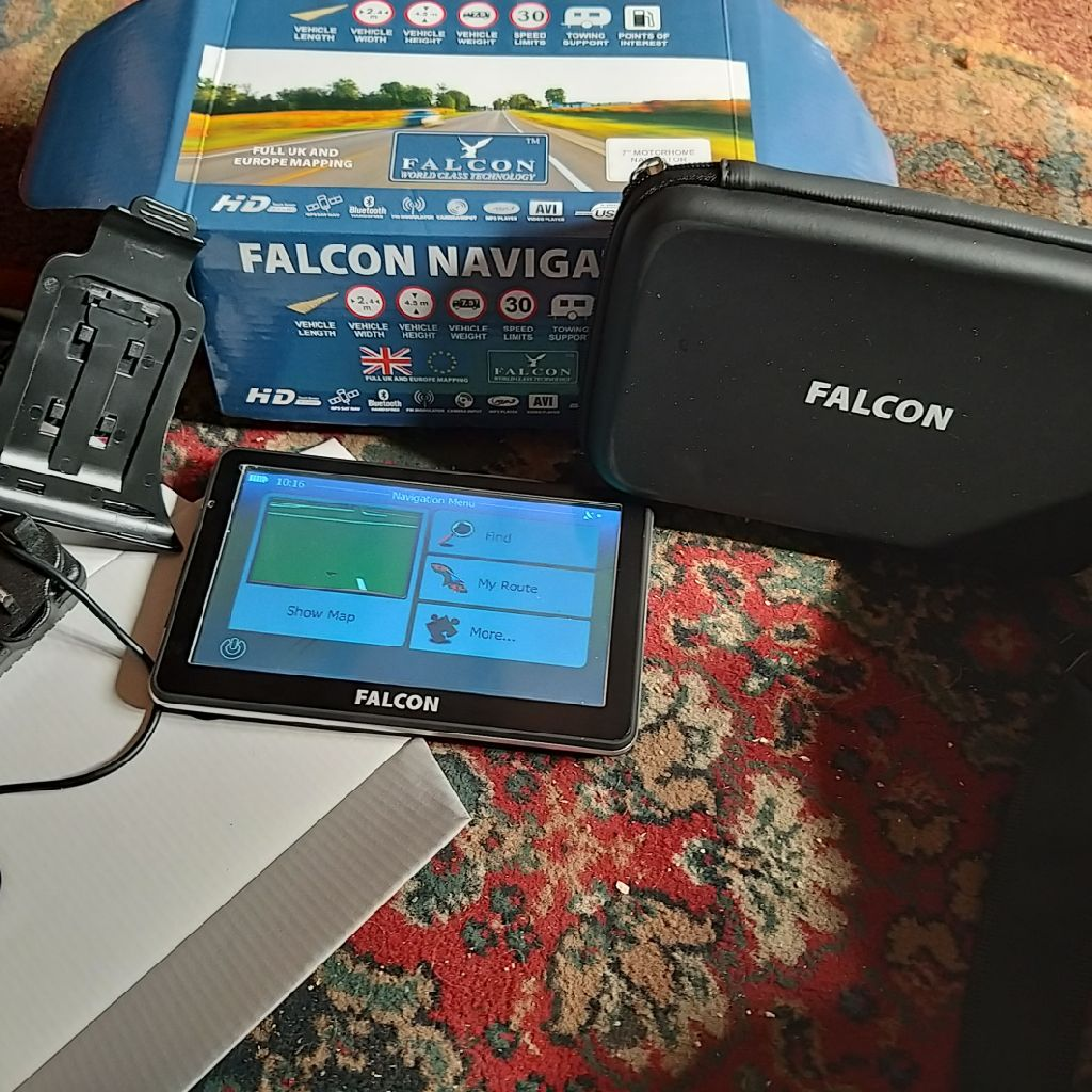 Sat nav Falcon