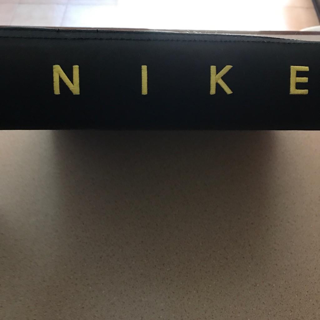 Nike 3 Ring Binder