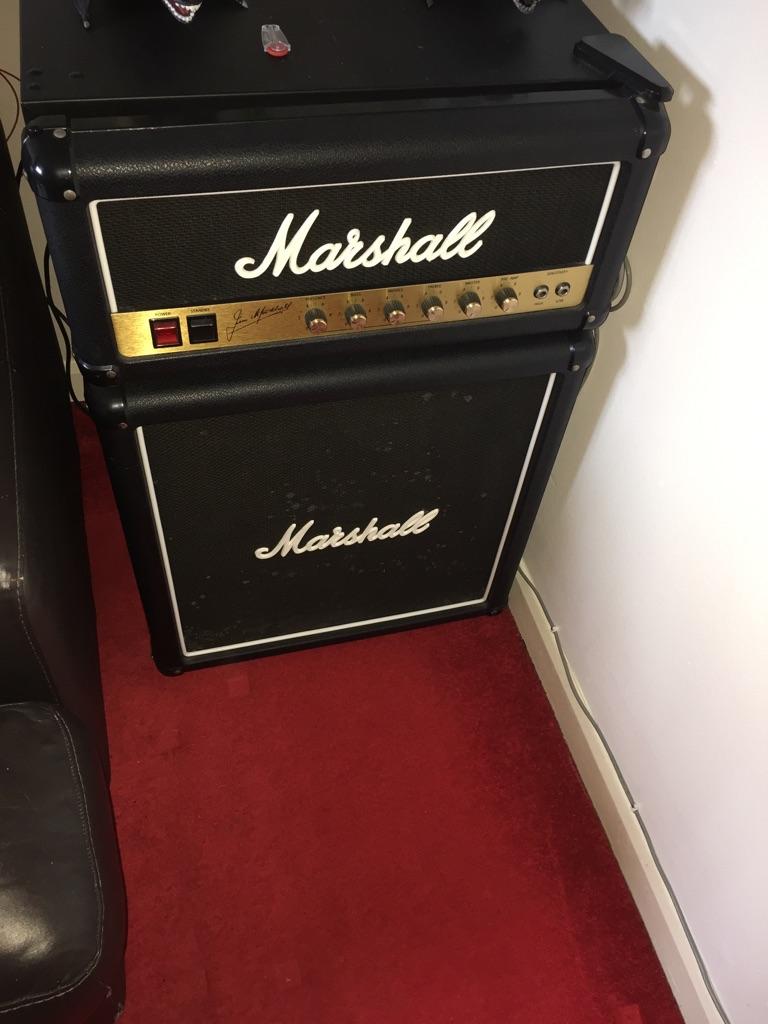 Marshal amp fridge