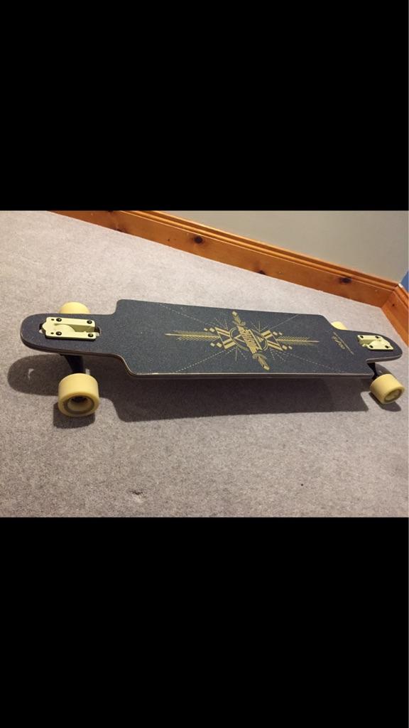 Dusters Longboard (skateboard)