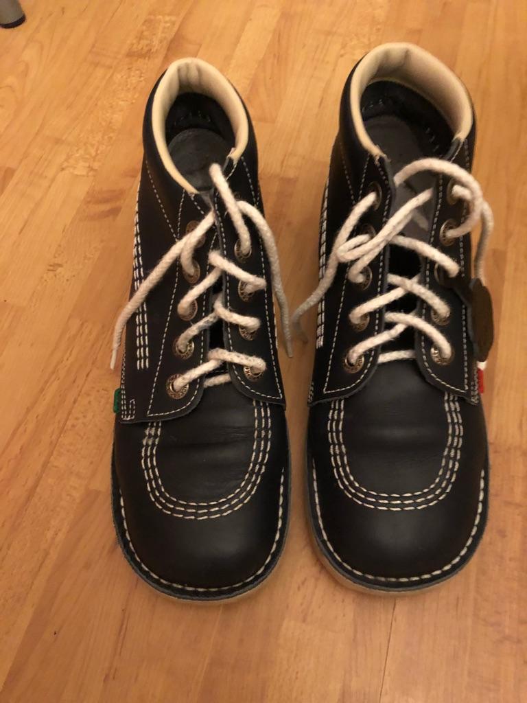Ladies Genuine Kickers Boots Size 6