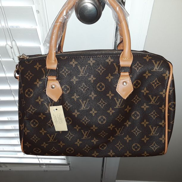 Speedy lv bag