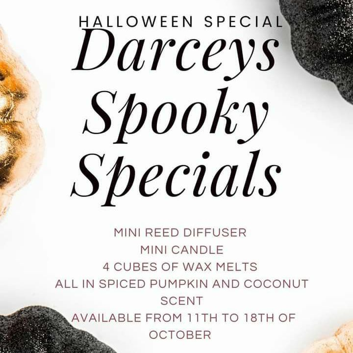 Special offer from Darceys