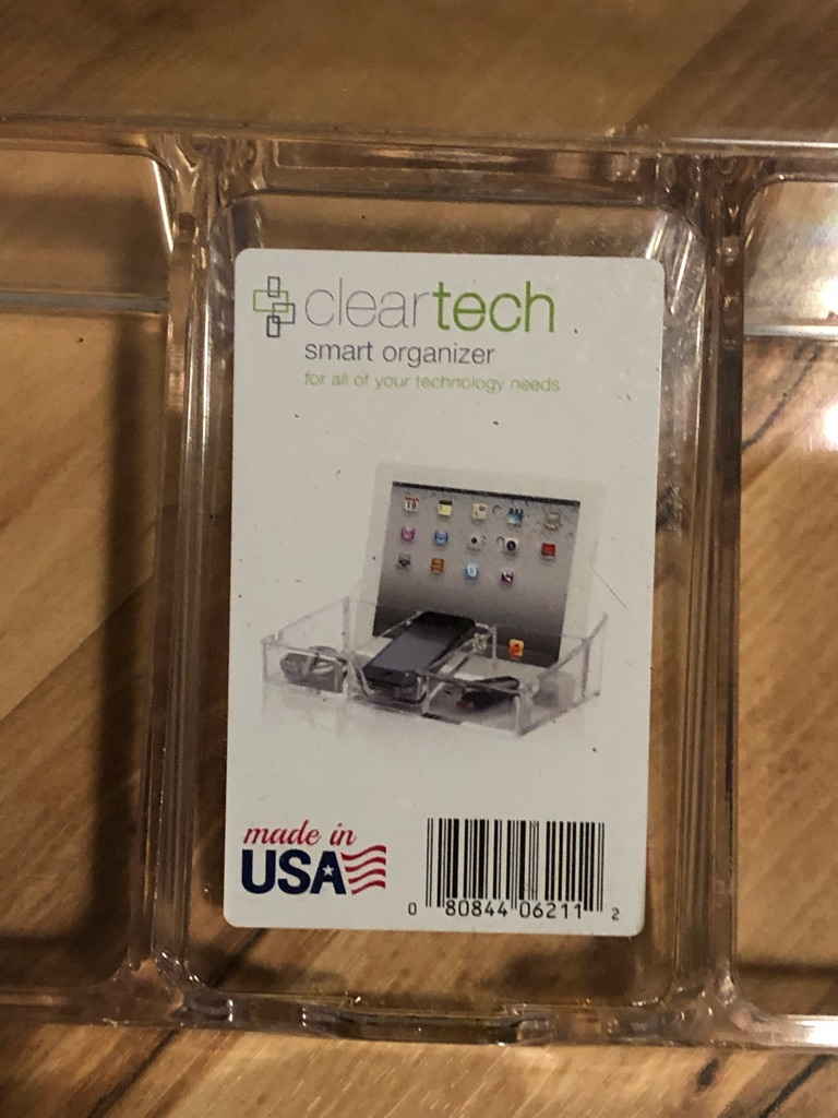 ClearTech Smart Organizer