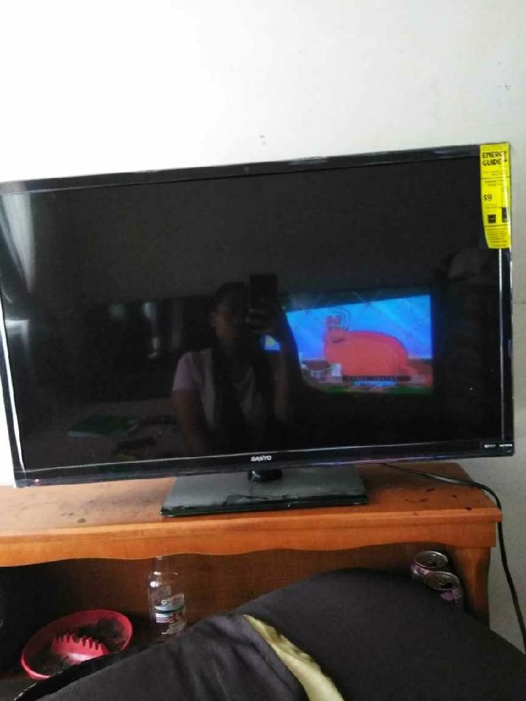 Sanyo television