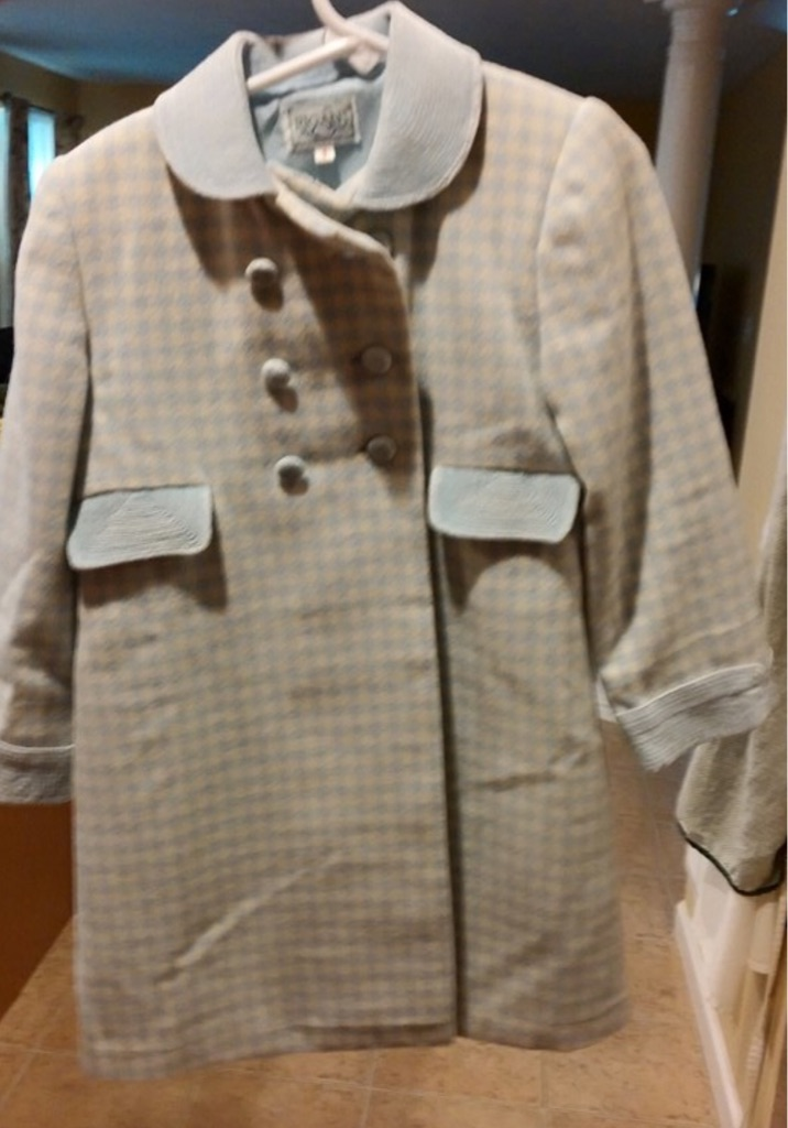 Girl's Coat, Size 2T