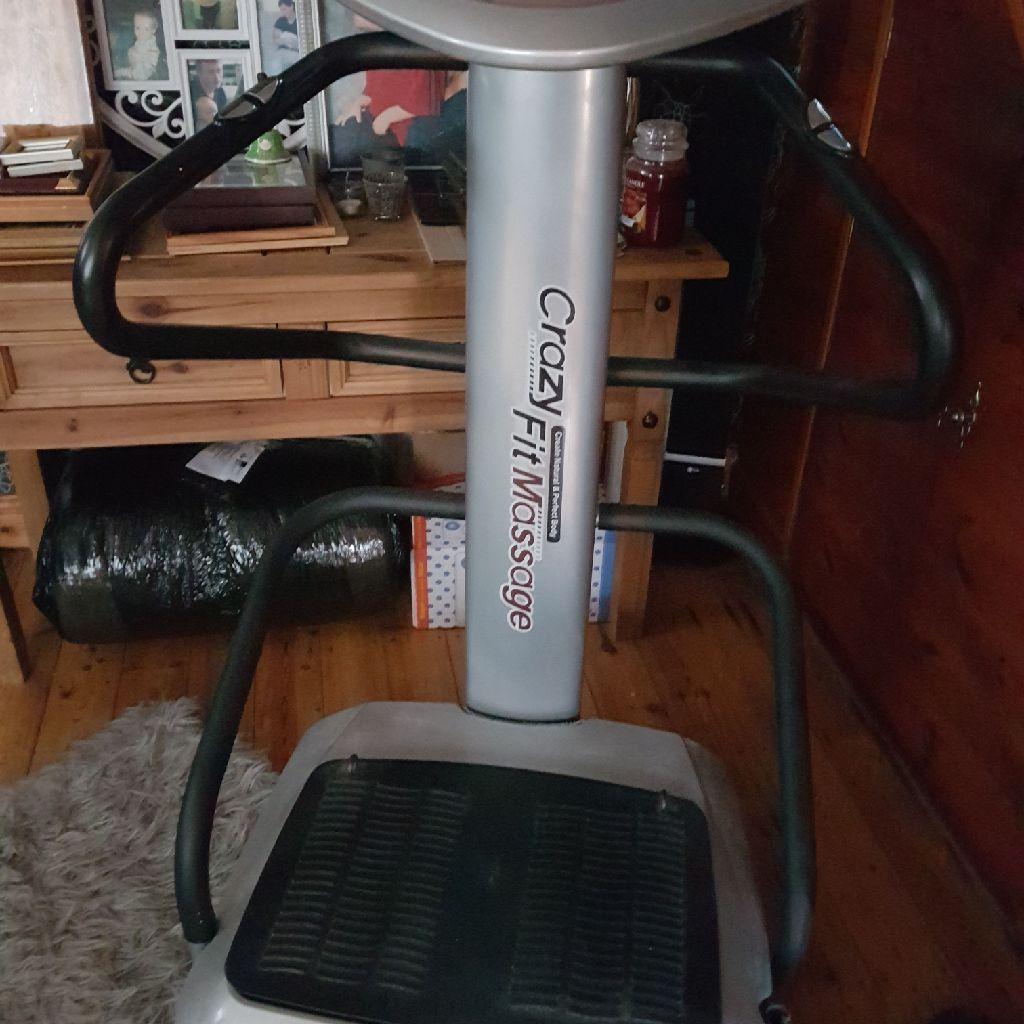 Keep fit machine