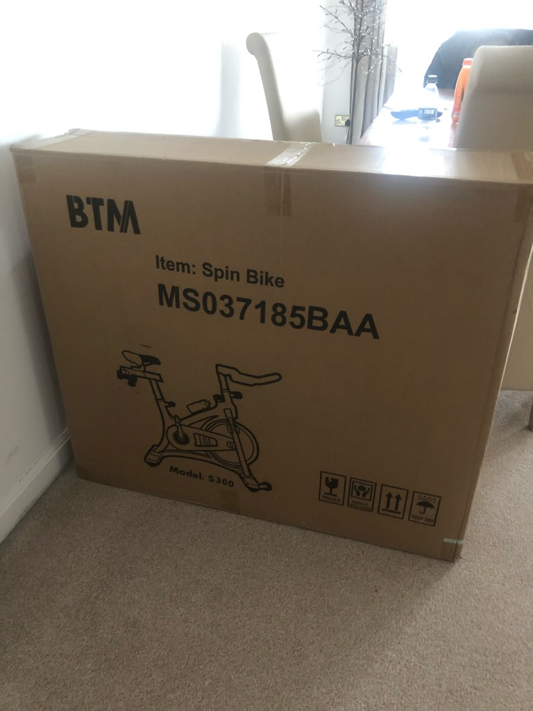 Indoor Spin Bike - BRAND NEW
