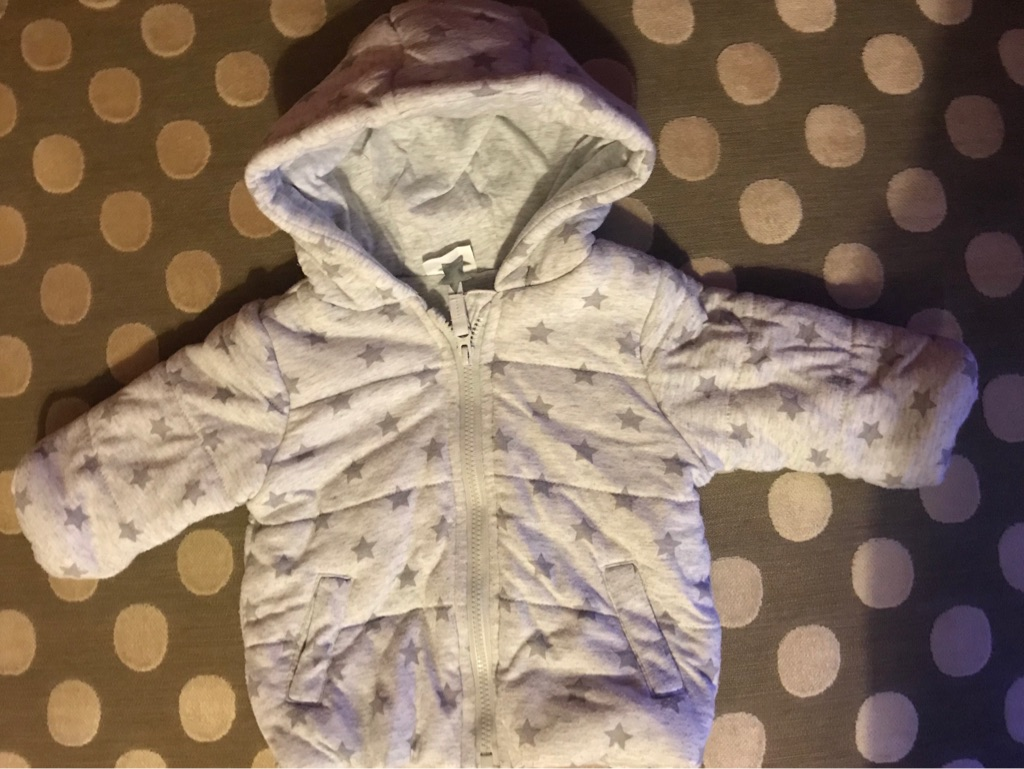 Newborn coat