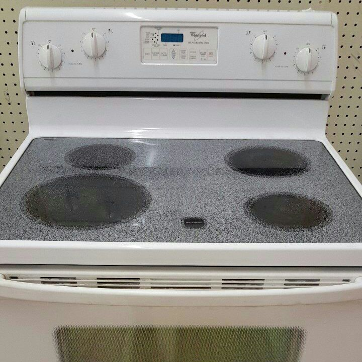 Stove electric whirpool