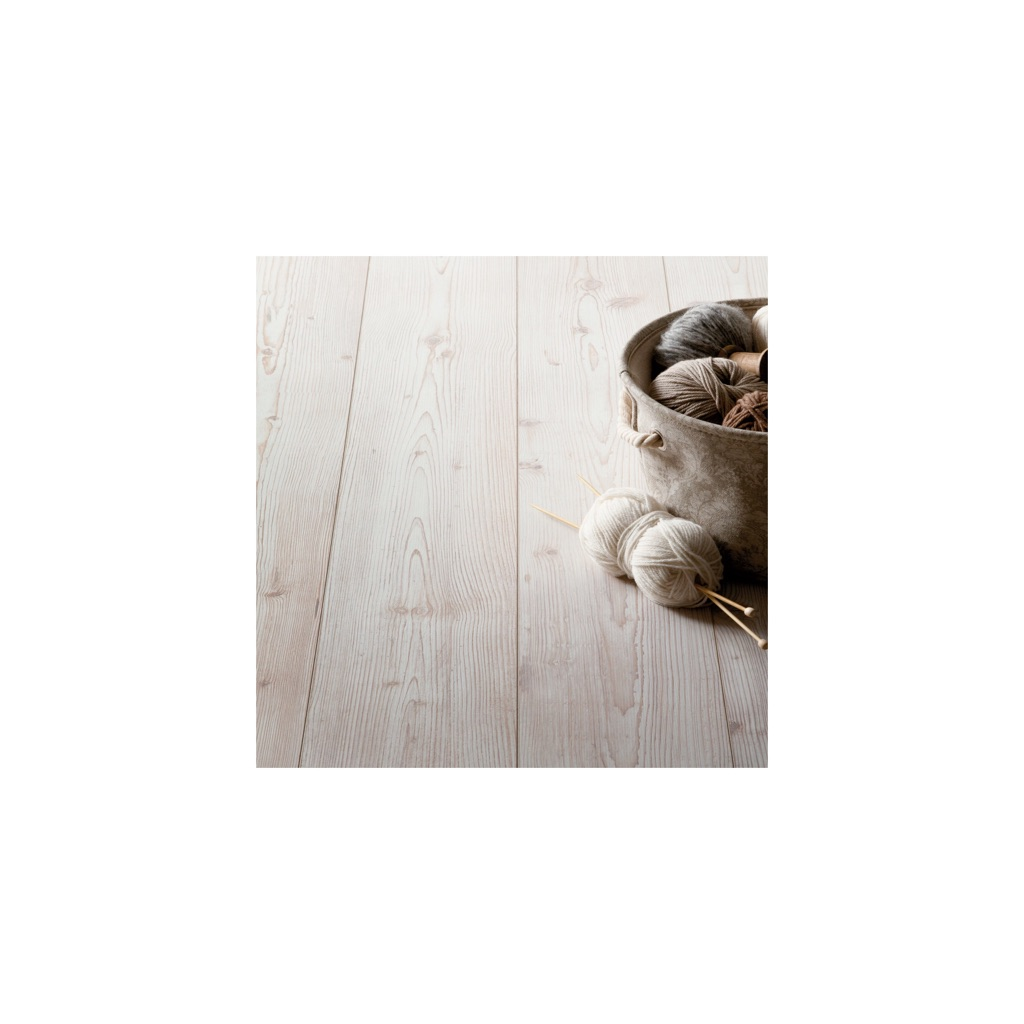 Hygena Great Northern Pine Laminate Flooring - 2.22sq m per pack