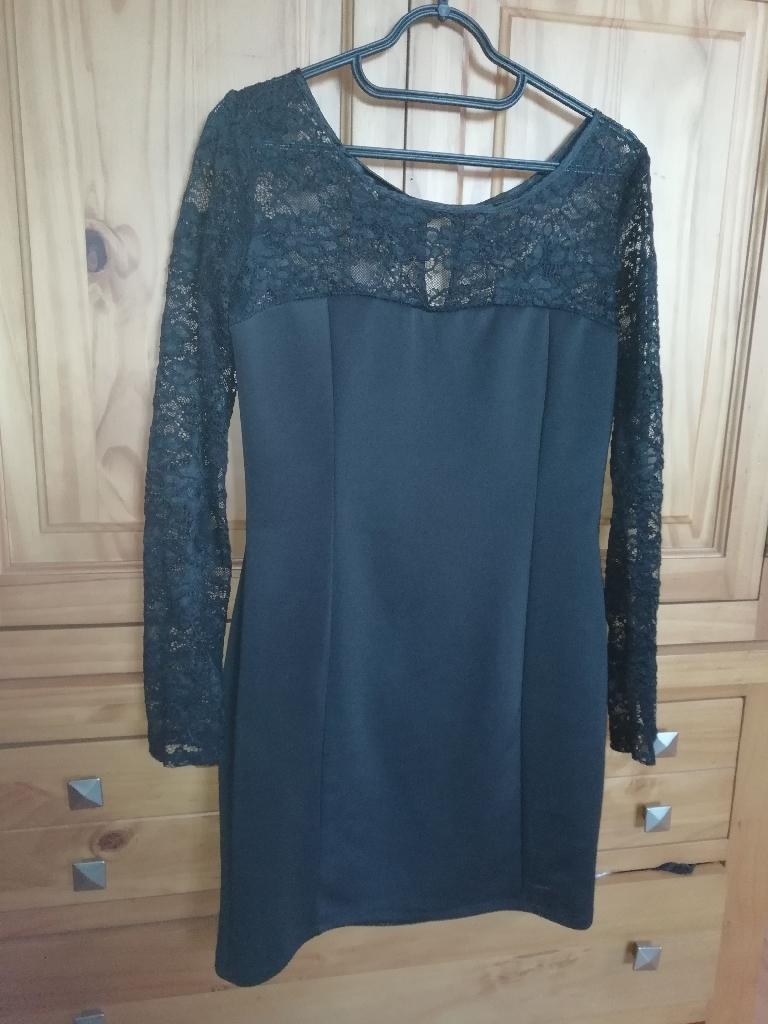 Black dress size 10/12