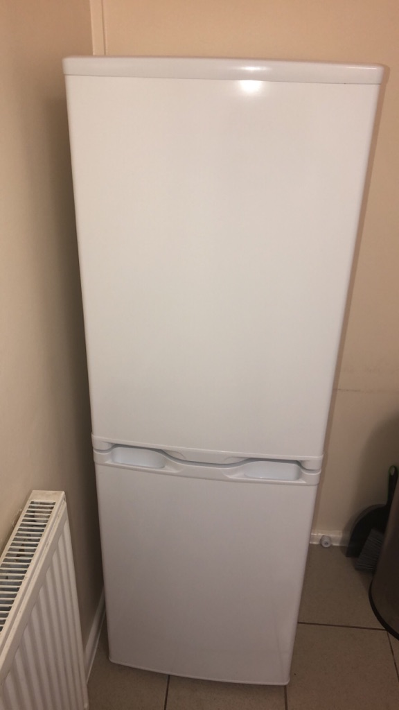 I'm selling the fridge is 2 years old still working fine