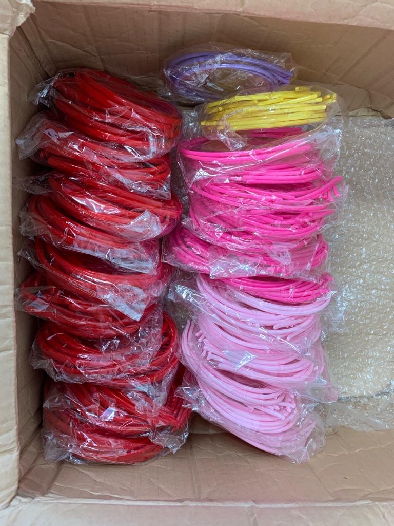 296 Hairbands/Alicebands. New.