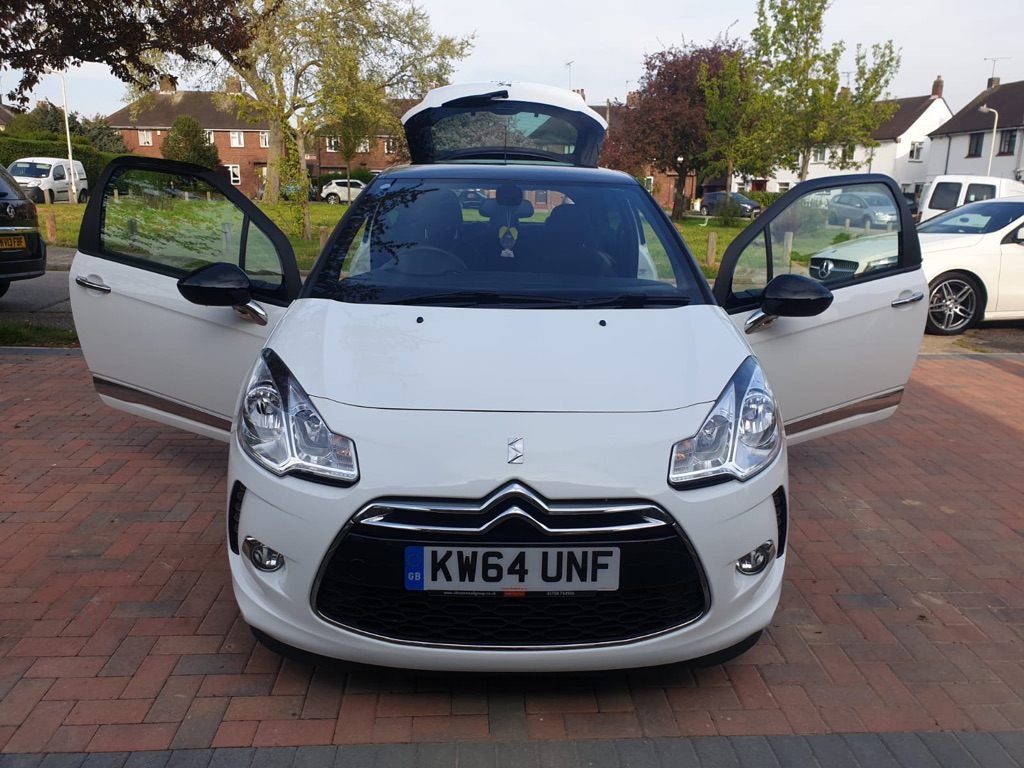 **£6,000 ONO Citreon DS 3 1.6l diesel Airdream DStyle Plus 64 plate (2015 registered)