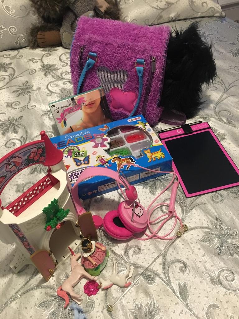 Girls toy bundle