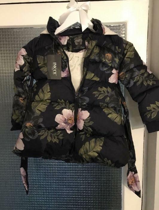 Kids new winter coat