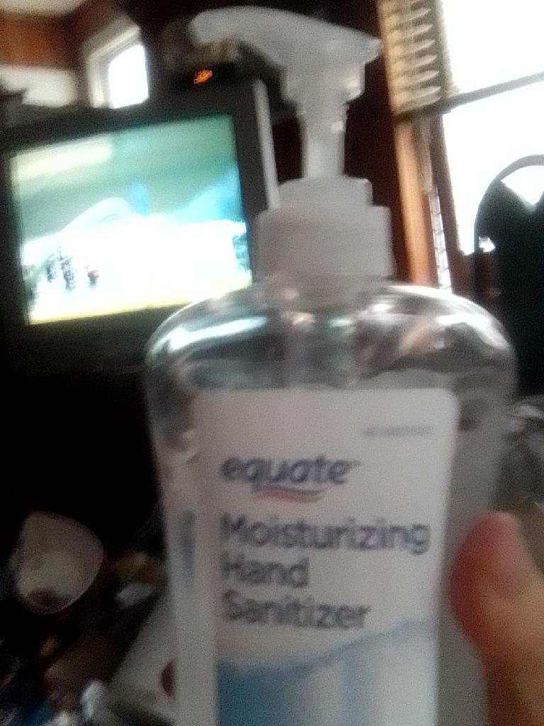 75% Off Moisturizing Hand Sanitizer Gel