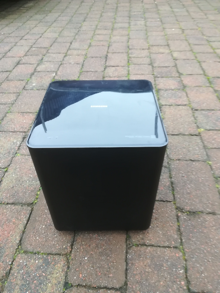 Samsung PS-WH550 Bluetooth wireless subwoofer sub