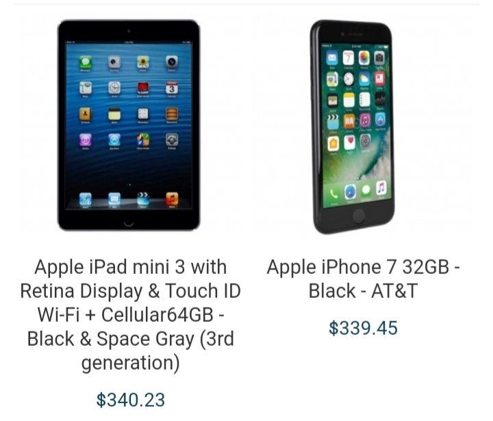 Apple Iphones, almost gone