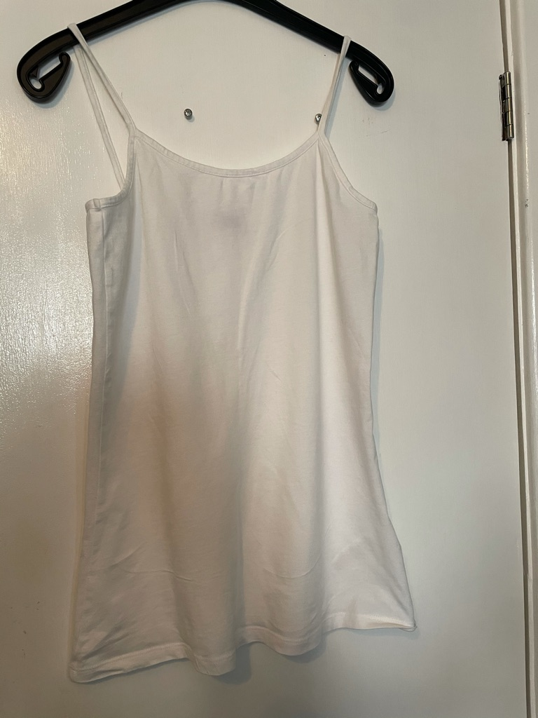 Girls 2in 1 top and vest age 13-14