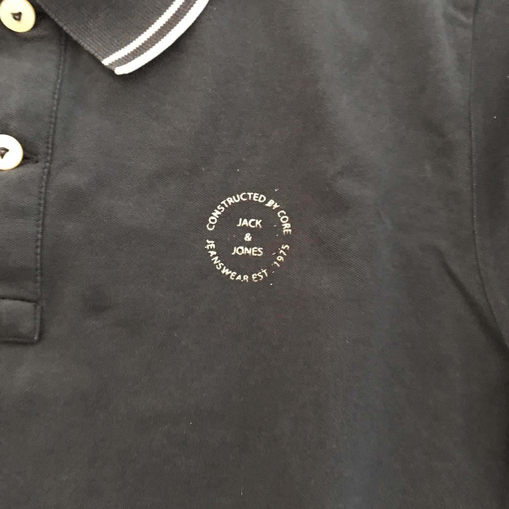 Jack Jones polo shirt