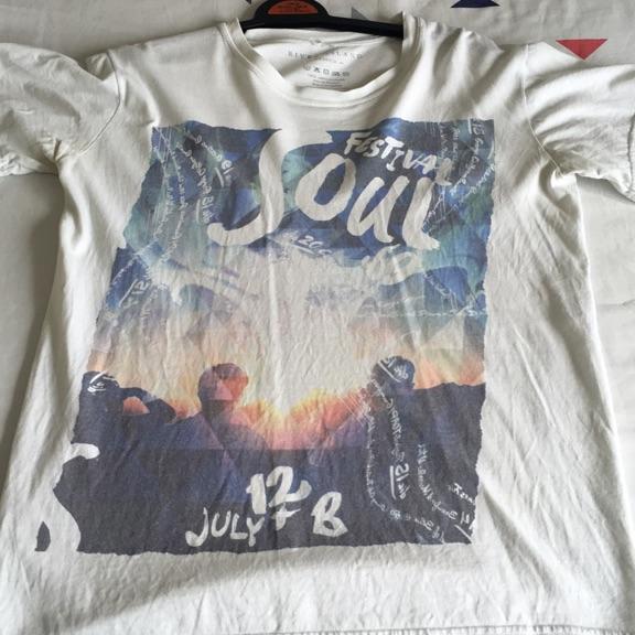 River Island Festival Soul Tshirt