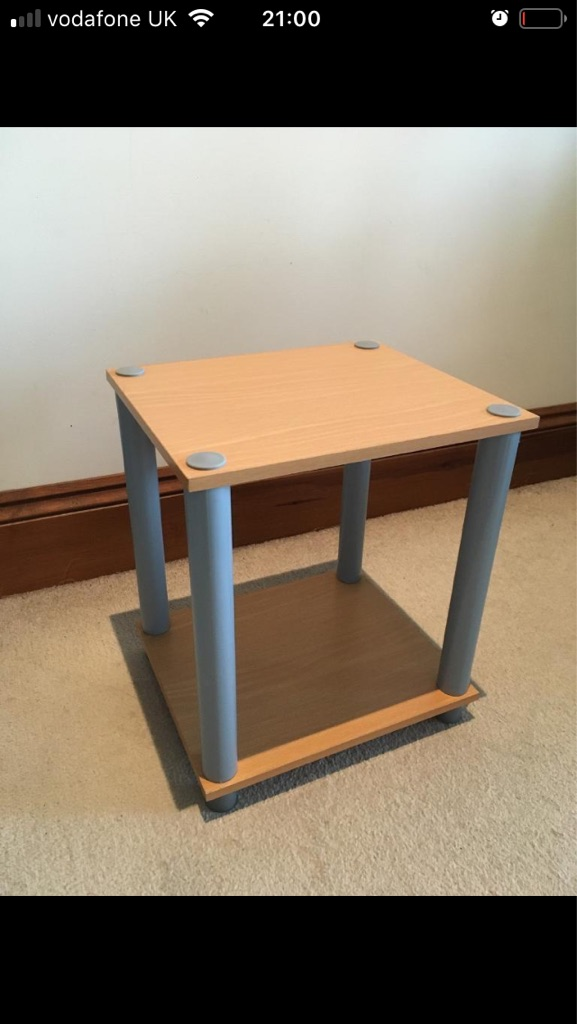 Great Strong Small Sturdy Table!