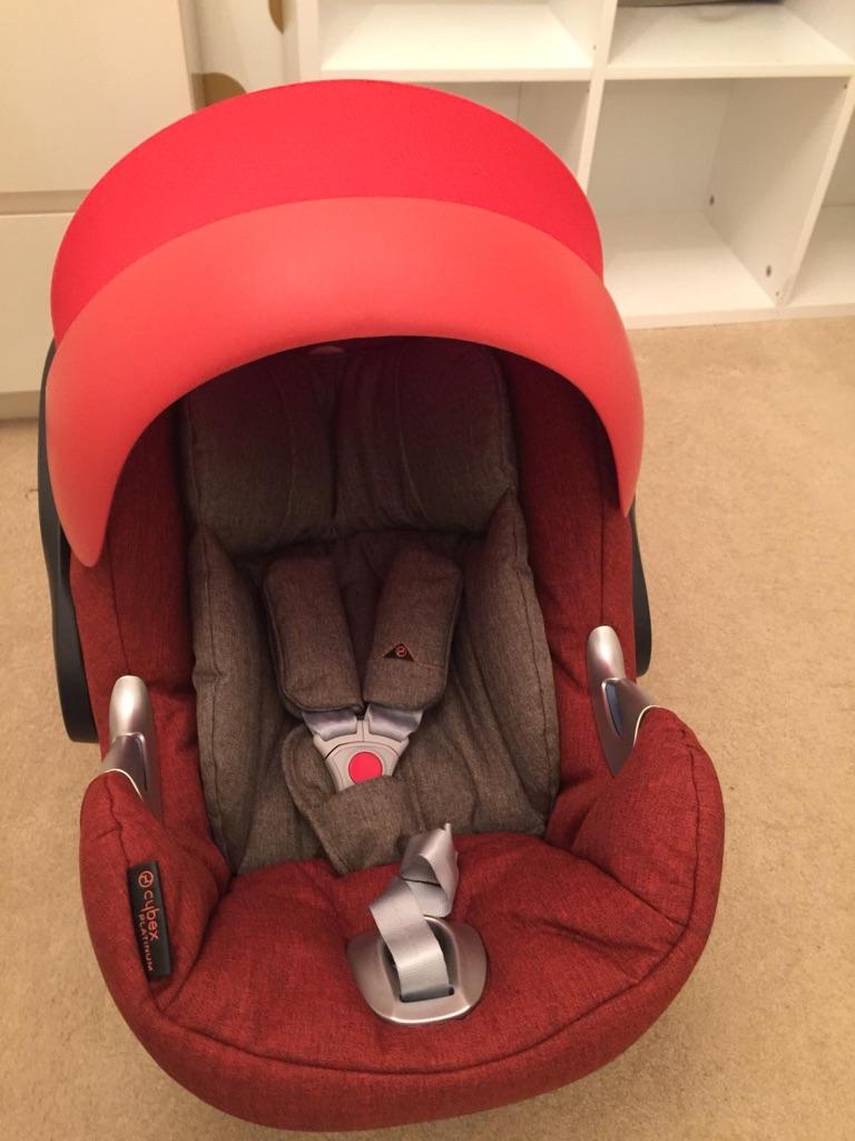 Cybex Aton Q Car seat - never used