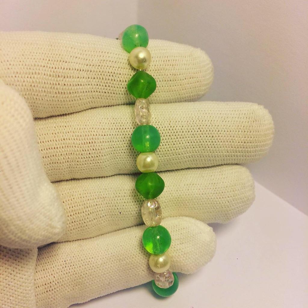 Beautiful Ladies 2x Bracelet & Earrings Set